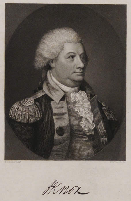 biography of general henry knox essay Henry knox (1750-1806) was a revolutionary war general, famed as the father of american army artillery henry knox was born in boston, mass, on july 25, 1750.
